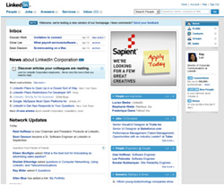 LinkedIn gets a beta facelift and developer platform