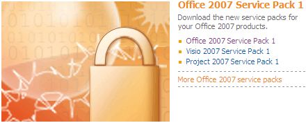 Office 2007 SP1