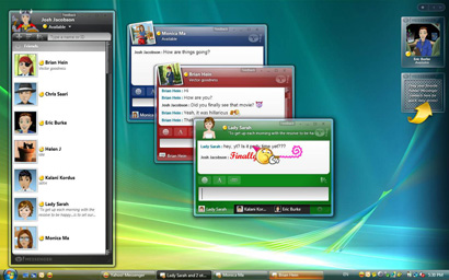 Yahoo! Messenger for Vista