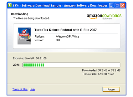 Amazon Software Download Store