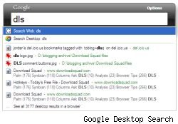 Google Desktop Search