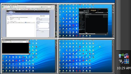 Virtual Desktop is a desktop
