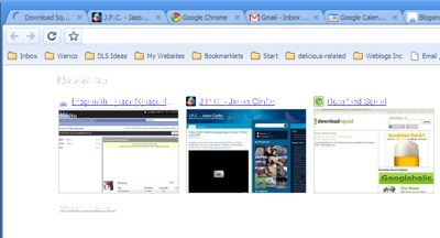 New Tab - Google Chrome