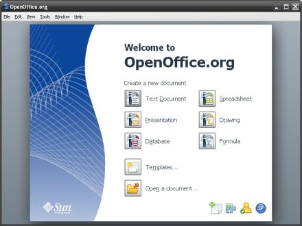OpenOffice.org 3.0 RC1