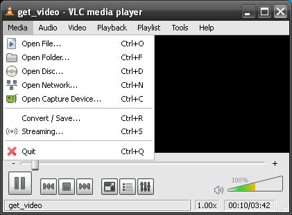 VLC 0.9.2 released: New interface, better codec support
