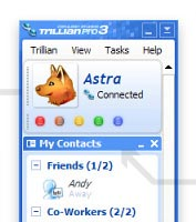 Trillian 3 Basic