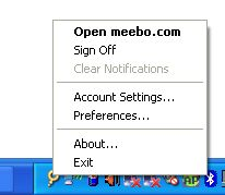 Meebo Notifier
