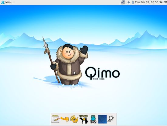 Qimo Linux