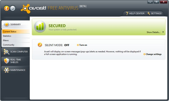 descargar avast free antivirus gratis para windows 7