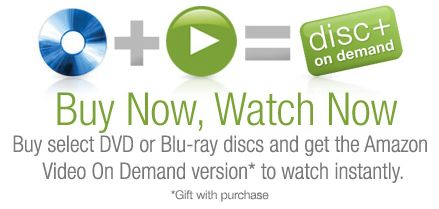 Amazon Disc+ On Demand