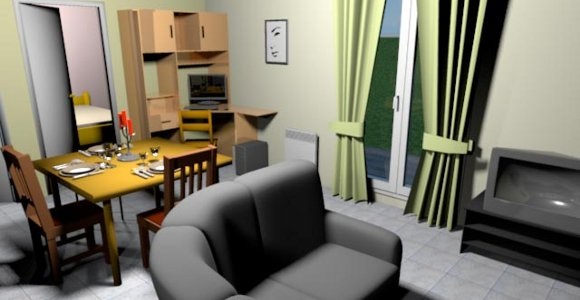 Sweet Home 3D - a free interior design app