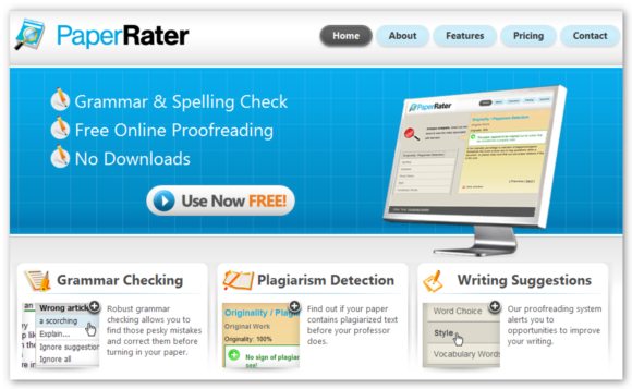 writing rater