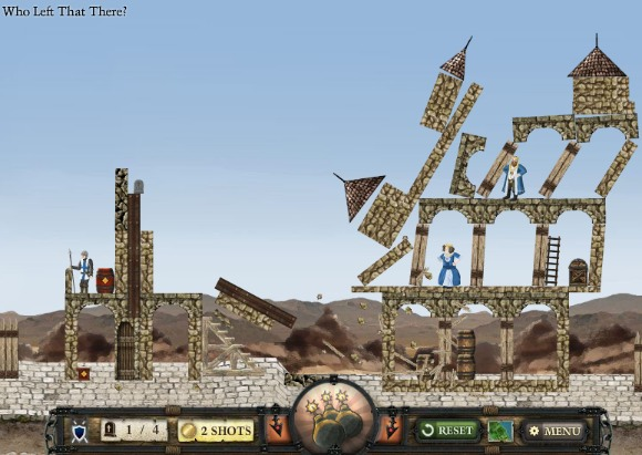 Crush the Castle 2 is even more trebuchet-powered mayhem - Time Waster
