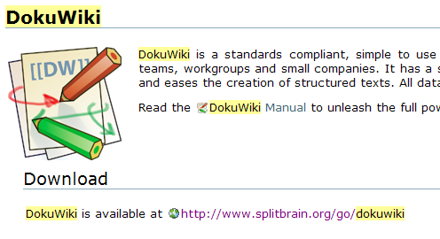 dokuwiki