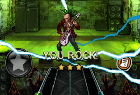Guitar Hero 6 - Warriors of Rock Guitarheroforandroid-2629