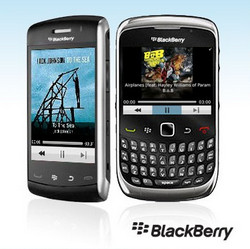 Rhapsody app for BlackBerry