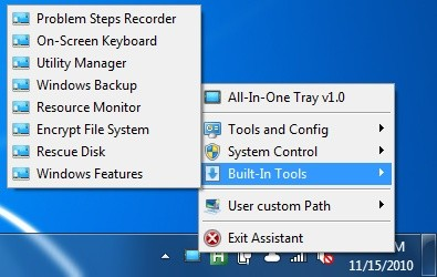 windows utility tools