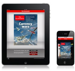 The Economist iOS apps