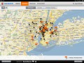 <p> 	Cinema locations near to you either via geo-location or by defining your own location.</p>