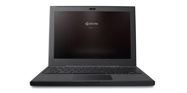 Cr-48 netbook running Ubuntu
