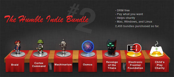 Humble Indie Bundle #2