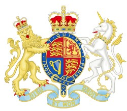UK coat of arms (government)