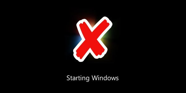 Windows 7 boot failure