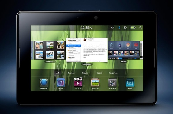 BlackBerry PlayBook may be able to run Android apps, thanks to Dalvik