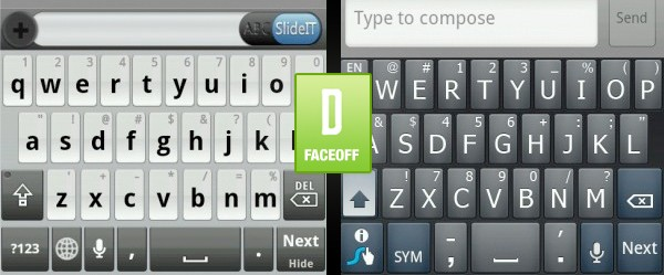 SlideIT vs. Swype