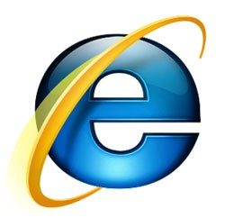 IE8 logo