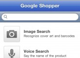 Google Shopper for iPhone
