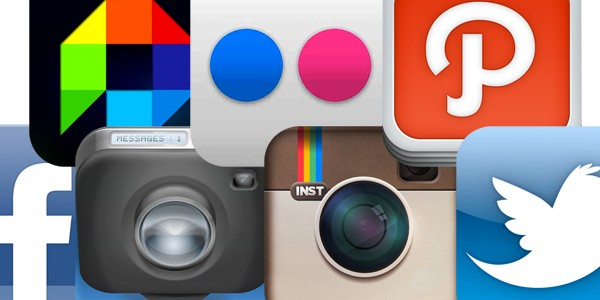 Photo sharing apps for iPhone