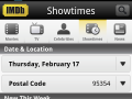 <p> 	A pretty great feature; you can see movie showtimes in your local area, sorted by film or venue.</p>