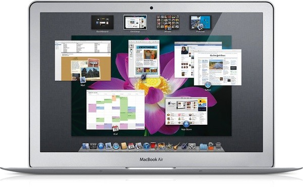 Apple Mac OS X Lion Developer preview
