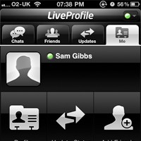 LiveProfile