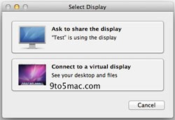 OS X Lion multi-user remoting