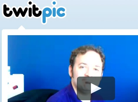 dougoommen: Twitpic introduces video support, lets you ... - photo#27