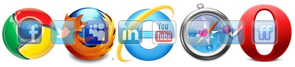 Best social networking add-ons for Firefox, Chrome, Internet Explorer, Opera and Safari
