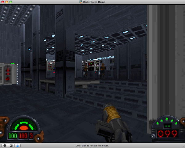 Star Wars: Dark Forces DOS game