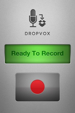 DropVox for iOS