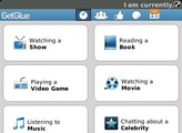 GetGlue for BlackBerry