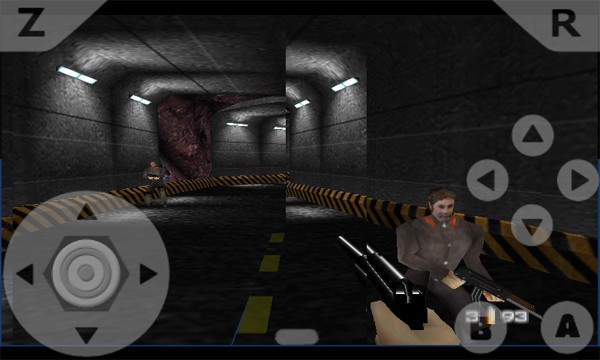 GoldenEye on Android