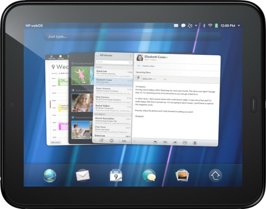 hp touchpad webos 3.0
