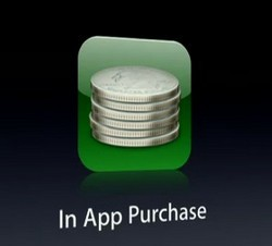iOS in-app purchase logo