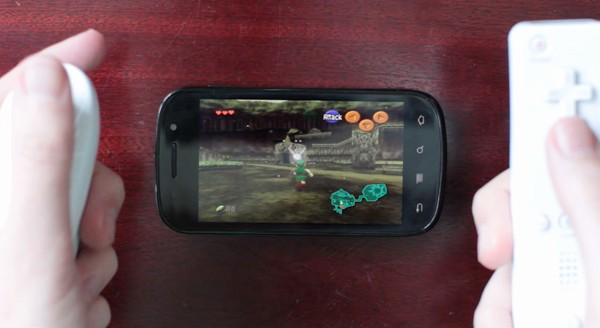 N64oid for Android: N64 emulation