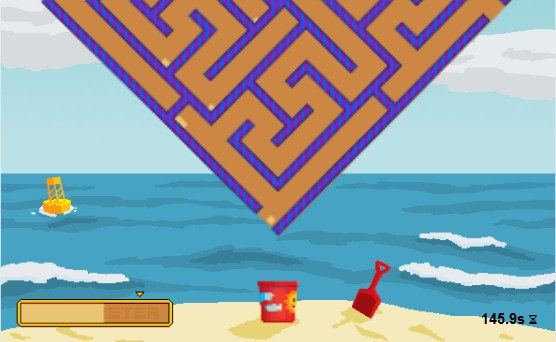 sandtrap 3990 Sand Trap is a fun and difficult physics maze game