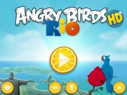 Angry Birds Rio for Symbian