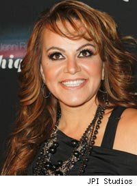 Jenni Rivera received a death threat via her Twitter page