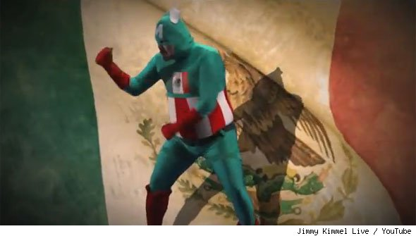 captain mexico