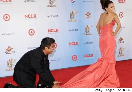 ALMA Awards Eva Longoria and George Lopez